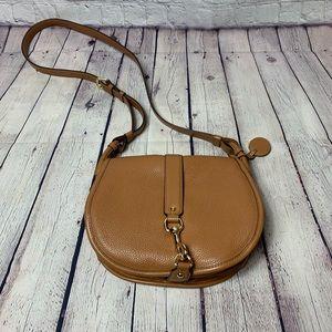 Michale Kors leather crossbody bag